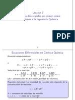 Aplicacion de Ecuaciones Diferenciles