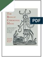 Book of Ceremonial Magic