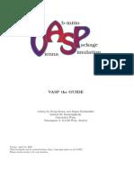 VASP Manual