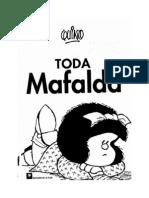 Toda Mafalda por Quino