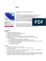 Texto Nº 2 MIT The Theory of Industrial Organizations
