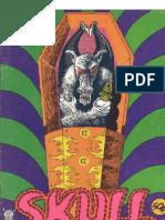 (1972) HP Lovecraft - Special Lovecraft Issue (Skull #4)