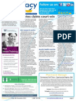 Pharmacy Daily for Fri 06 Dec 2013 - Apotex claims court win, PHARMAC boasts of success, Dispensing Di-Gesic, Events Calendar and much more
