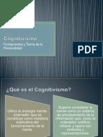 Sesión 8 - Cognitivismo