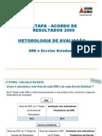 Manual Metodologia de Avaliacao Ar 2009 See