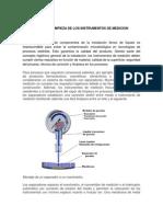 Higiene y Limpieza de Los Instrumentos de Medicion