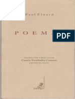 Paul Eluard - Poemas