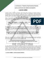 Apostila Ramatis - 05 A Lei do Carma