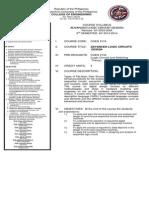 COEN 3174_Advanced Logic Circuits Design Syllabus_CANSINO