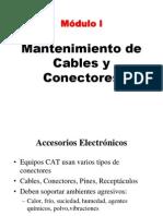 MODULO 1. Mantenimiento de Cables y Conectores