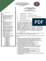 COEN3193 - Data Communications - Syllabus-2S_AY2013-2014