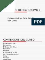 Derecho Civil i
