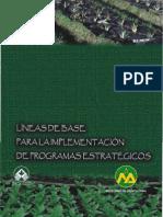 BVCI0000806 - Lineas de base para la implementación de programas estratégicos