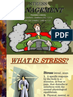 Presention on Stress Management-Principle