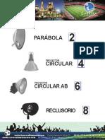06 PROYECTORES Carrera Iluminacion