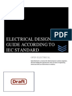 Electrical Design Guide Base to Iec Standard