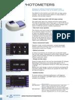BOECO Spectrophotometer_Photometer 2014