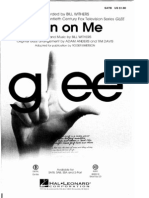 Lean on me - Glee