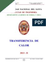 Transf. Calor - 2013 - II  - Sesión N_ 4 - II - Unidad - 2013(1)