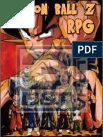 Dragon Ball Z - RPG 3D&T