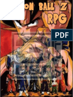 Dragon Ball Z - RPG 3D&T