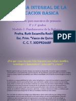 Reforma Integral de la Educación Básica.ppt