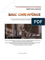 BaSIC Chine Imperiale
