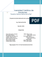 INFORME FINAL Admon de La Produccion