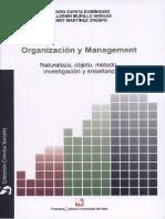 1.Organizacion y Management