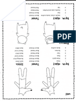 Needlework Pattern - 3 Pigs
