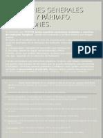 Texto y características By Luis S.M