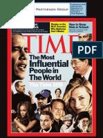 Parthenon TimeMagazine