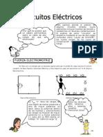 FISI. - Guia Nº 3 - Circuitos Eléctricos