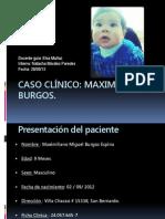 Caso clínico maxi