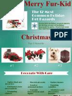 12 Dangers of Christmas