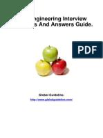 Civil Engineering Job Interview Preparation Guide