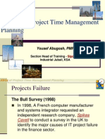 ABCs of Project Time Management Planning