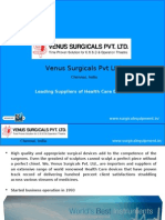 Medical Surgical Devices Suppliers in Chennai India
