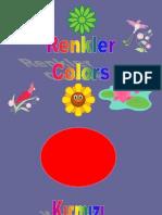 turkish colours