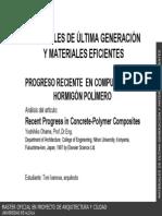 Progreso en compuestos hormigon polimero (Toni Invanova).pdf