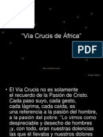 Via Crucis.africano