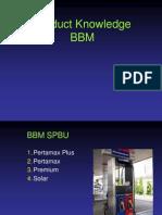 Product Knowledge BBM