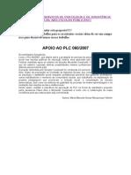 PRESTAÇÃO DE SERVIÇOS DE PSICOLOGIA E DE ASSISTÊNCIA SOCIAL NAS ESCOLAS PÚBLICAS