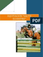 Deportes Adaptados- Equitacion