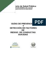 Prevenir Suicidios en Uruguay