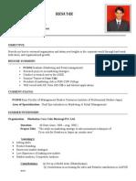 Bc Resume attractive