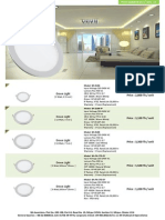 LED Lighting Products by BA Associates