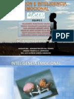 Equipo 2 - Motivación e inteligencia emocional