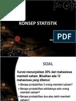 3-Konsep Statistika
