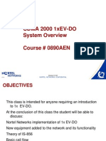 CDMA 2000 1xEV-DO System Overview2